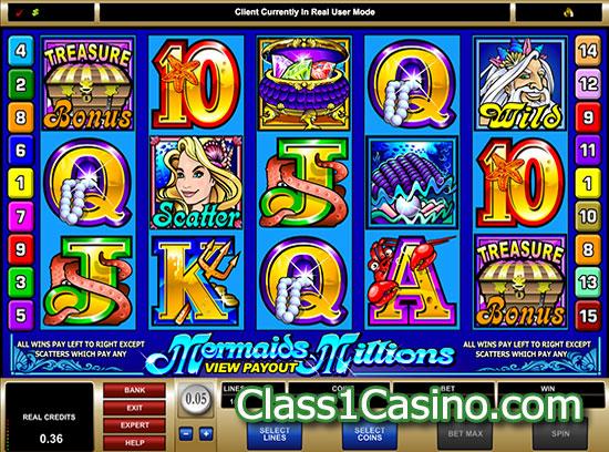 Mermaids Millions Slot – รีวิว และ วิธีการเล่นเกมส์สล็อตออนไลน์